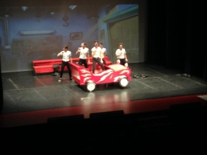 "Musical en Cabra: ""Grease"""